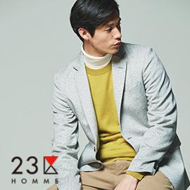 23区HOMME