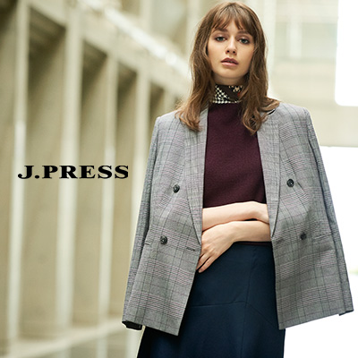 J.PRESS LADIES