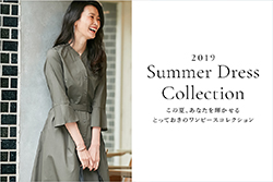 J.PRESS LADIES - Summer Dress Collection