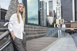 ICB - CELEBRATES FALL WINTER 2016 COLLECTION