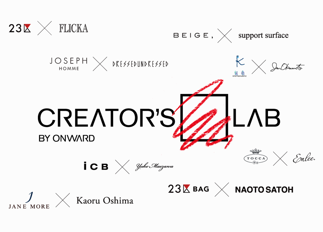 CREATOR'S LAB -ONWARD