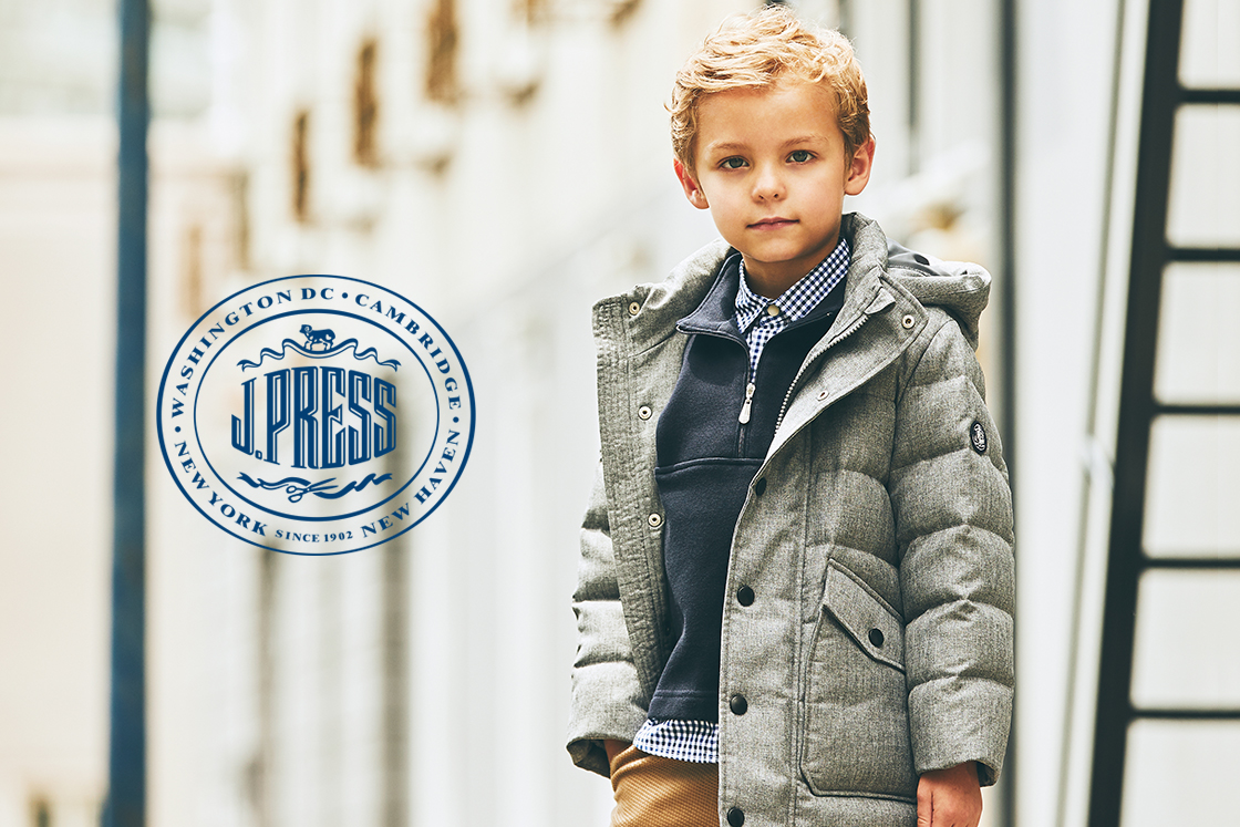 J.PRESS KIDS - pickup