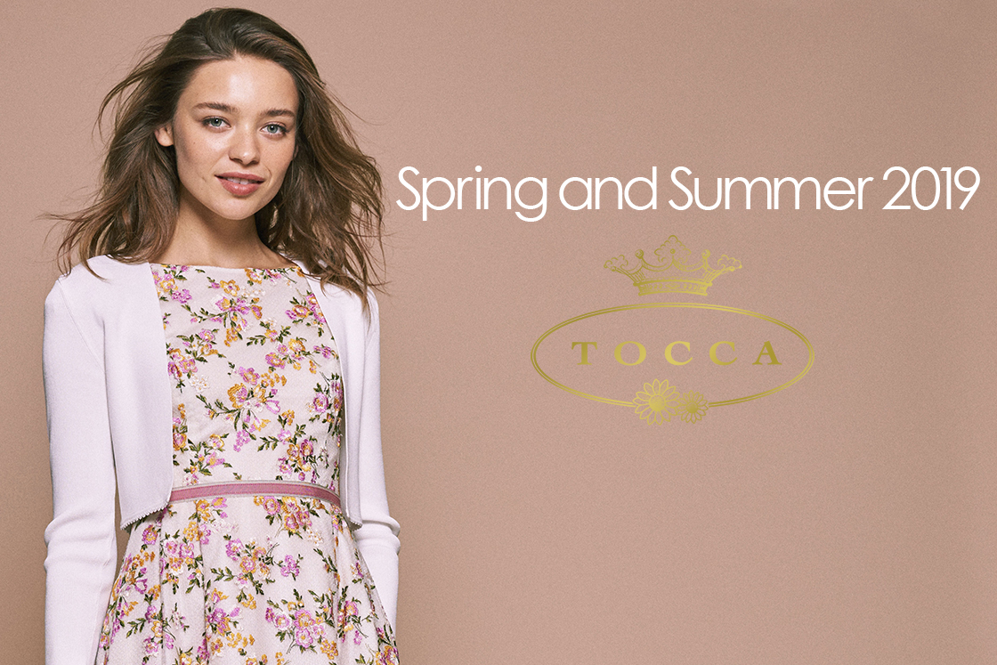 TOCCA - Spring and Summer 2019