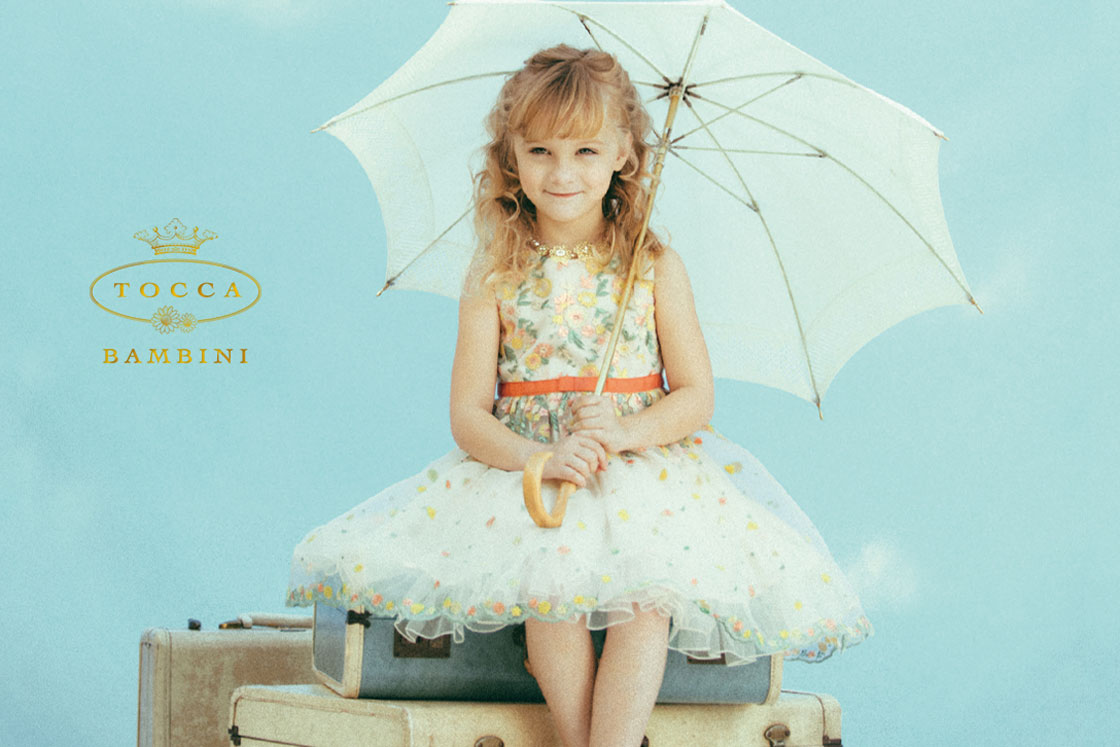 TOCCA BAMBINI - Spring & Summer 2018