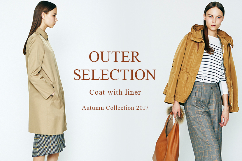 OUTER SELECTION - J.PRESSレディス
