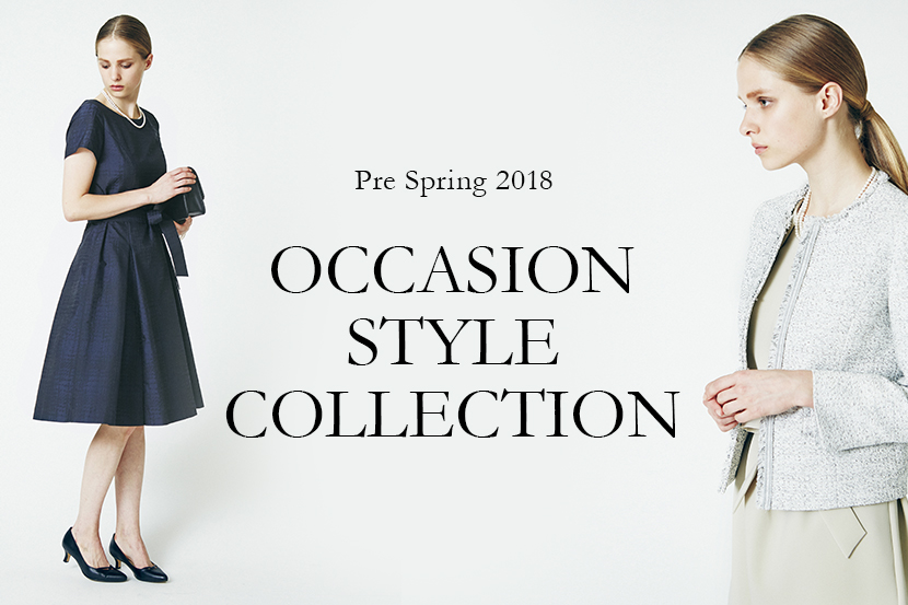 OCCASION STYLE COLLECTION - J.PRESS レディス