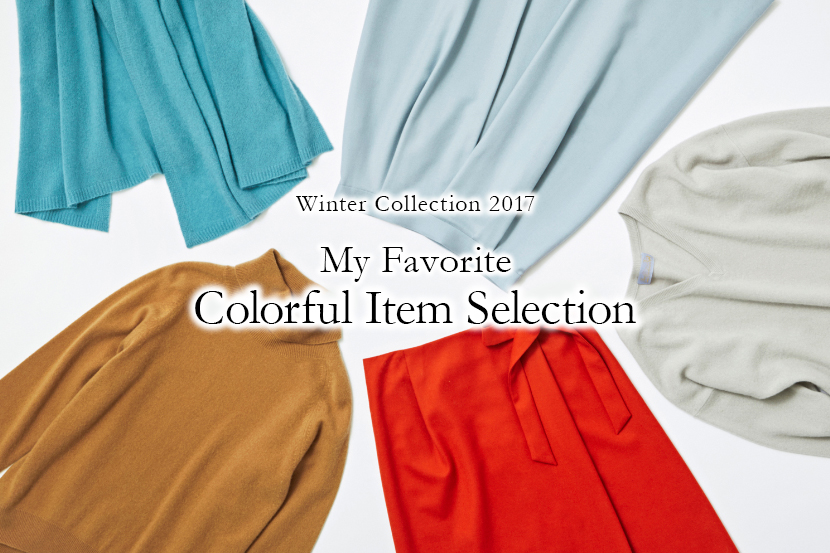 Colorful Item Selection - J.PRESS レディス