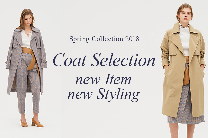Coat Selection - J.PRESSレディス