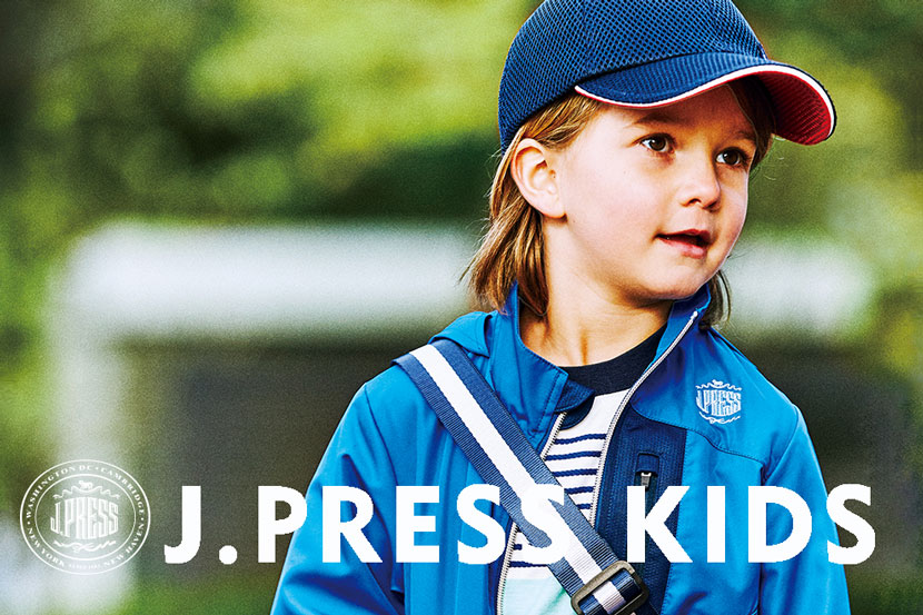 2018 Spring Collection ACTIVE SCHOOL DAYS 2 - J.PRESS KIDS