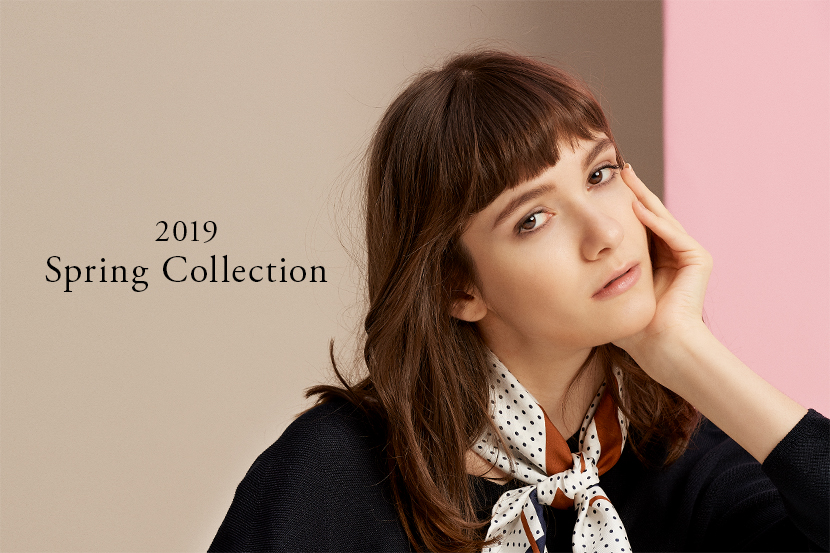 2019 Spring Collection - J.PRESS LADIES