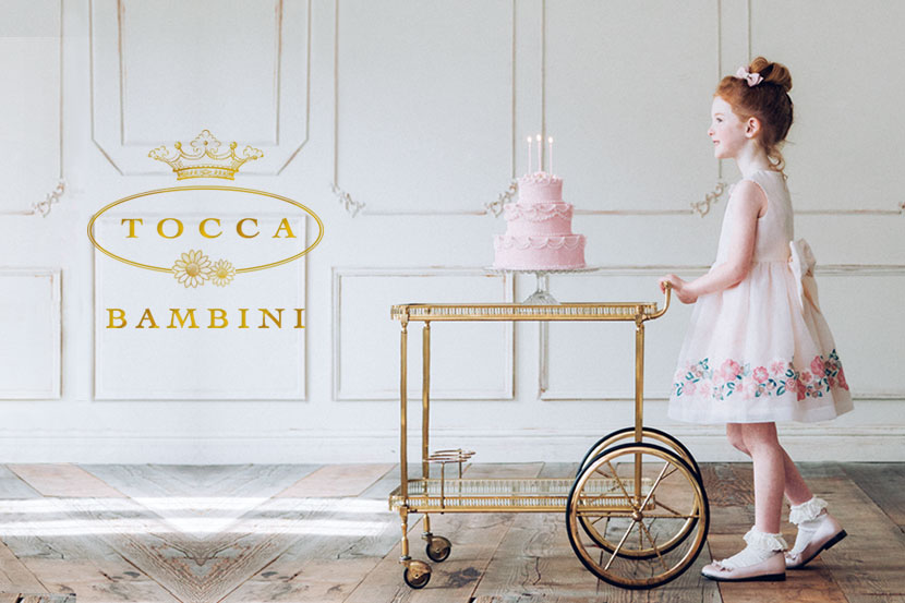 Spring & Summer collection 2015 - TOCCA BAMBINI