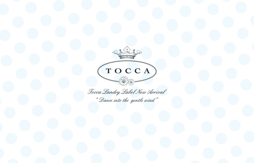 TOCCA Laundry Label New Arrival -TOCCA