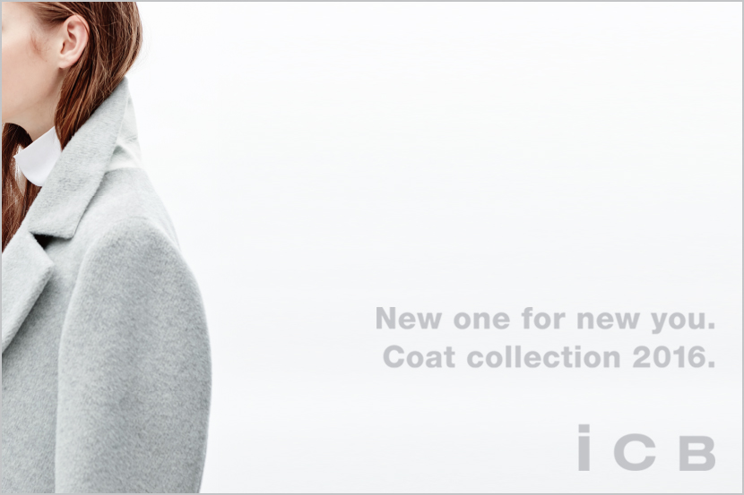 WINTER OUTER COLLECTION 2016 - New one for new you. - ICB