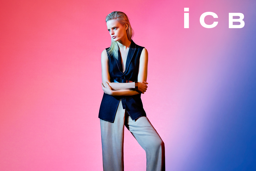 ICB CELEBRATES SPRING SUMMER 2016 COLLECTION - ICB
