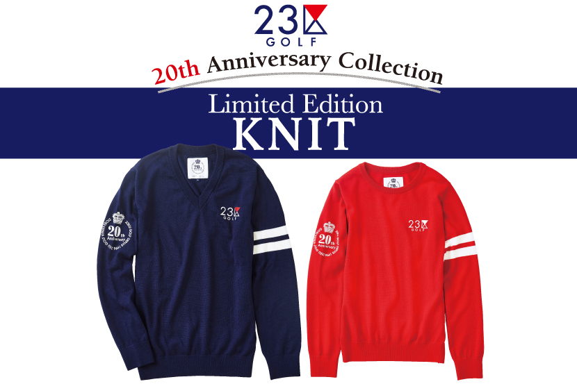 20th Anniversary Collection - 23区GOLF