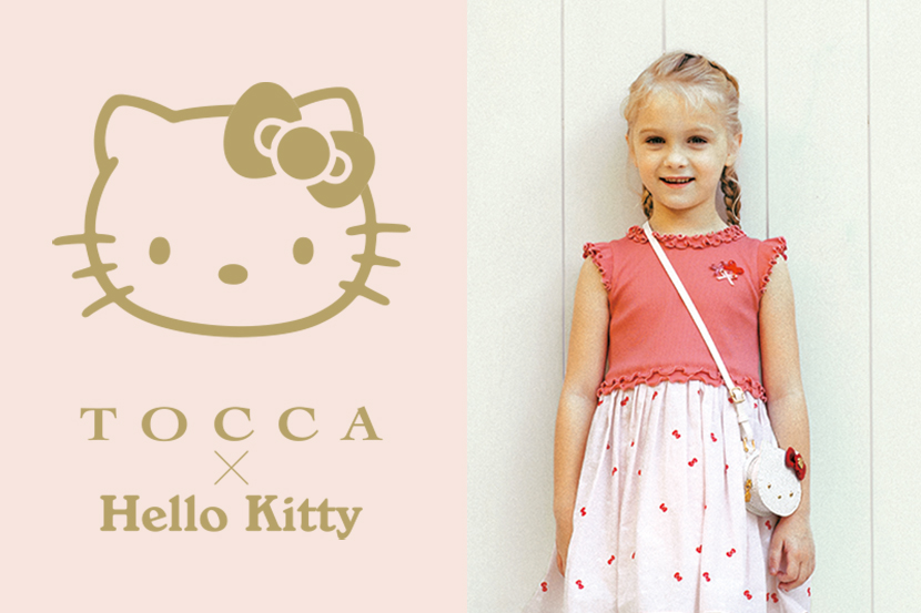 TOCCA Meets Hello Kitty
