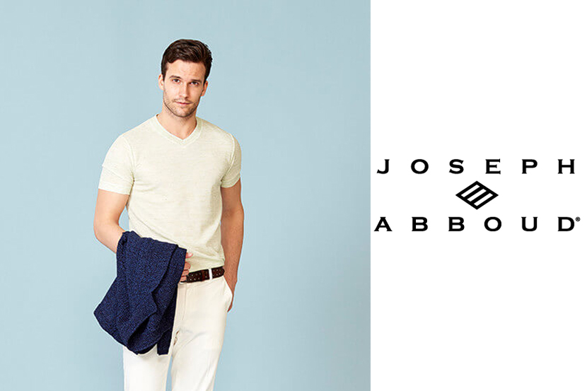 TEE-SHIRT COLLECTION -JOSEPH ABBOUD