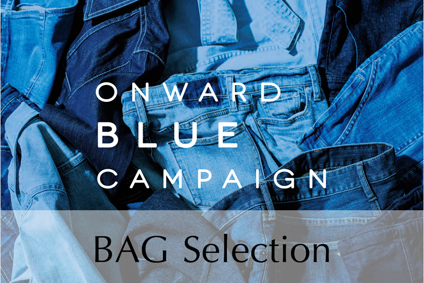 BLUE CAMPAIGN - BAG Selection