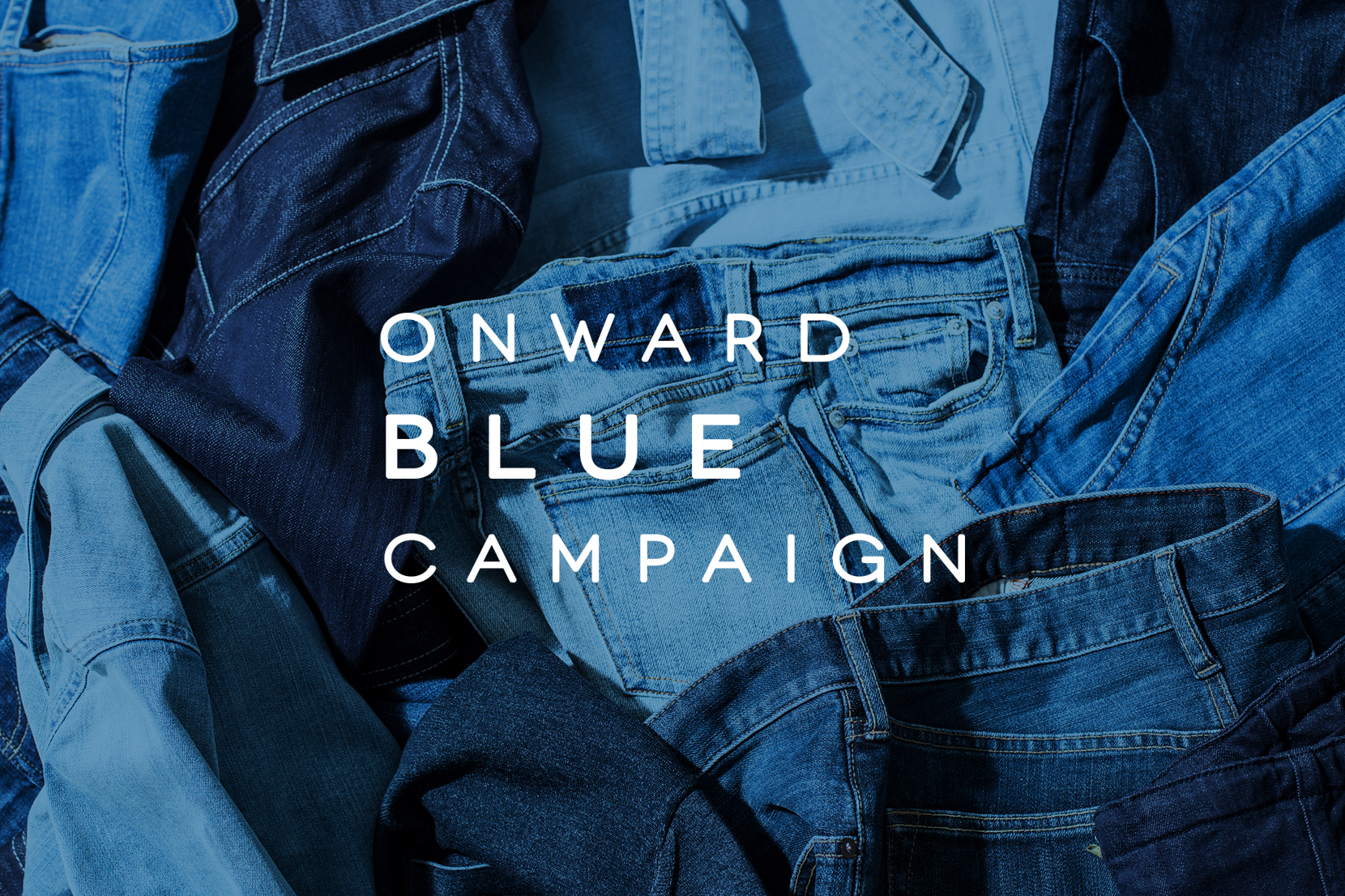 BLUE CAMPAIGN -ONWARD