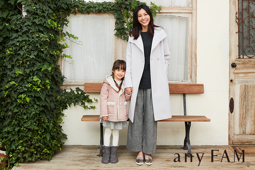 2016 AUTUMN & WINTER COLLECTION - any FAM