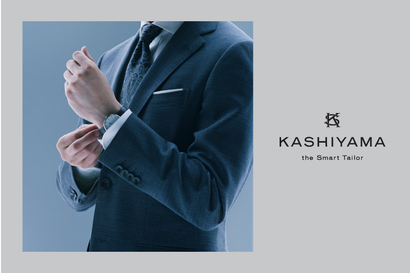 ONWARD MEMBERS POINT UP CAMPAIGN - KASHIYAMA the Smart Tailor