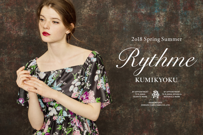 Rythme KUMIKYOKU 2018 Spring & Summer Collection - 組曲