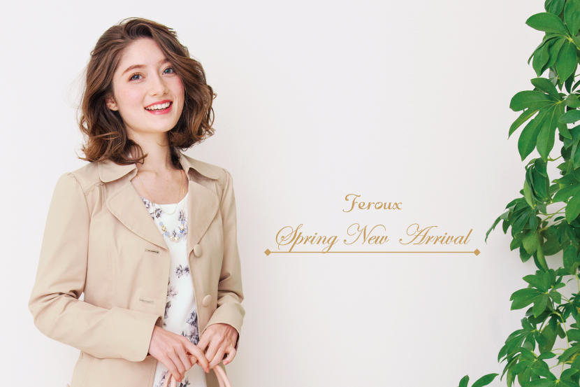 Spring new style arrival - Feroux