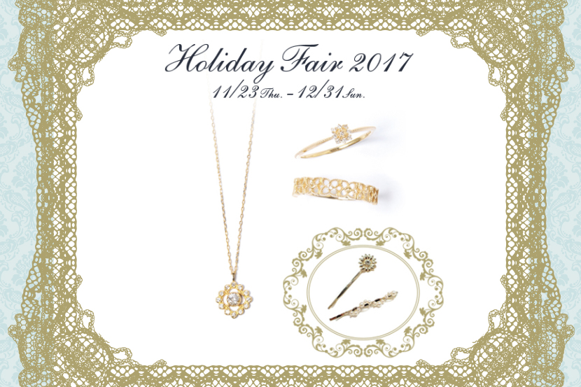 TOCCA jewel Holiday Fair - TOCCA jewel